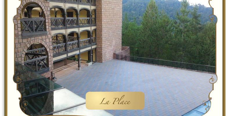 The Chateau Spa & Organic Wellness Resort - LaPlace
