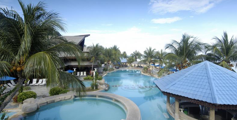 Berjaya Tioman Resort - Recreation - Swimming Pool
